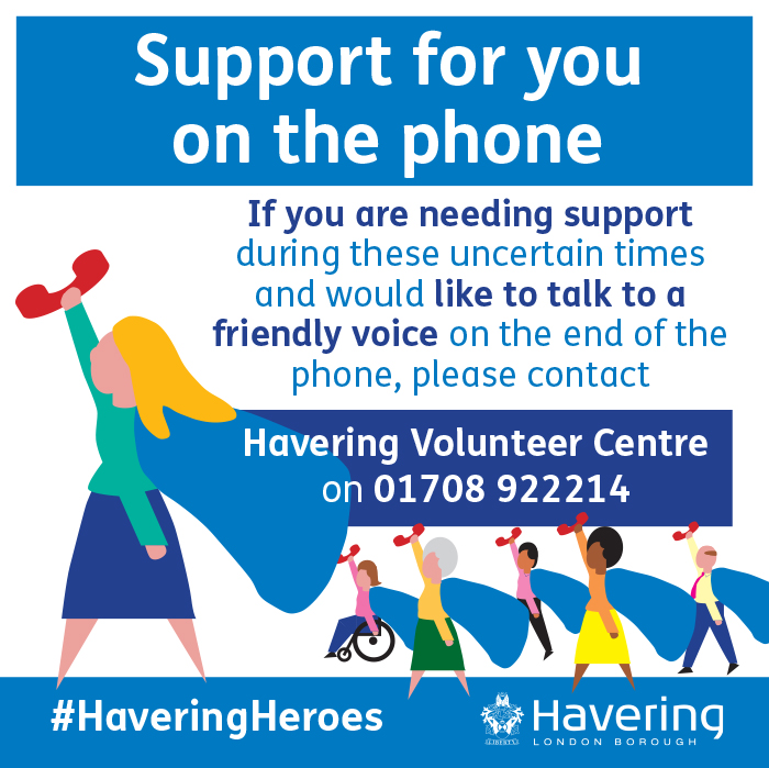 Image of Havering Hero