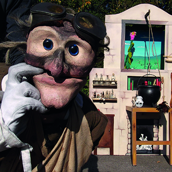 The Alchemist Puppet Show