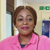 Arinola Agbede - Day Centre Officer