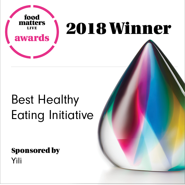 Veggie Run wins best healthy eating award
