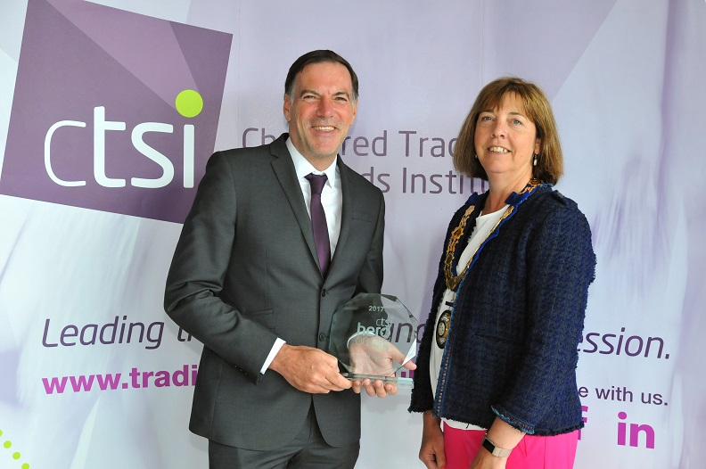 Trading Standards Hero award
