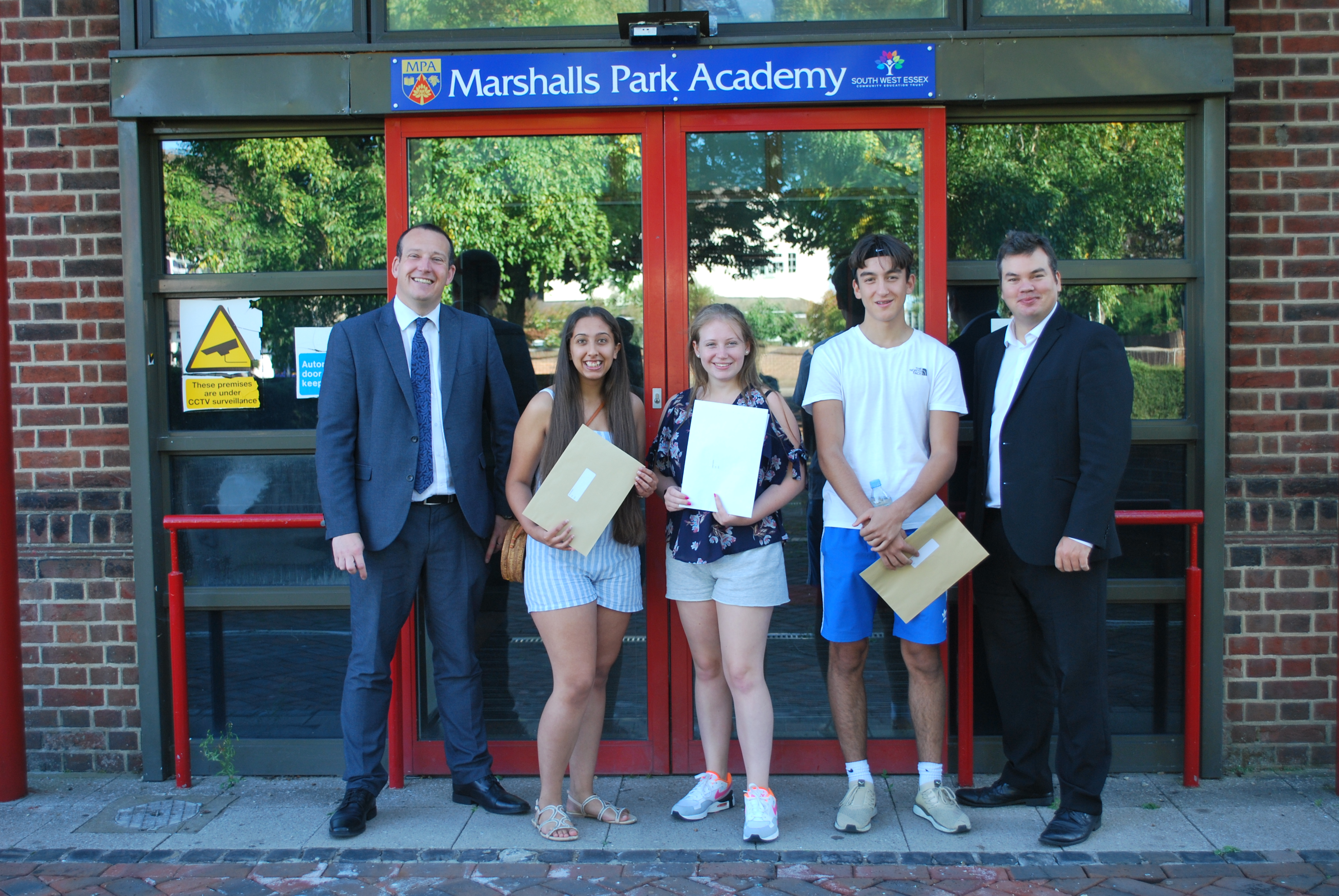 Havering GCSE exam success