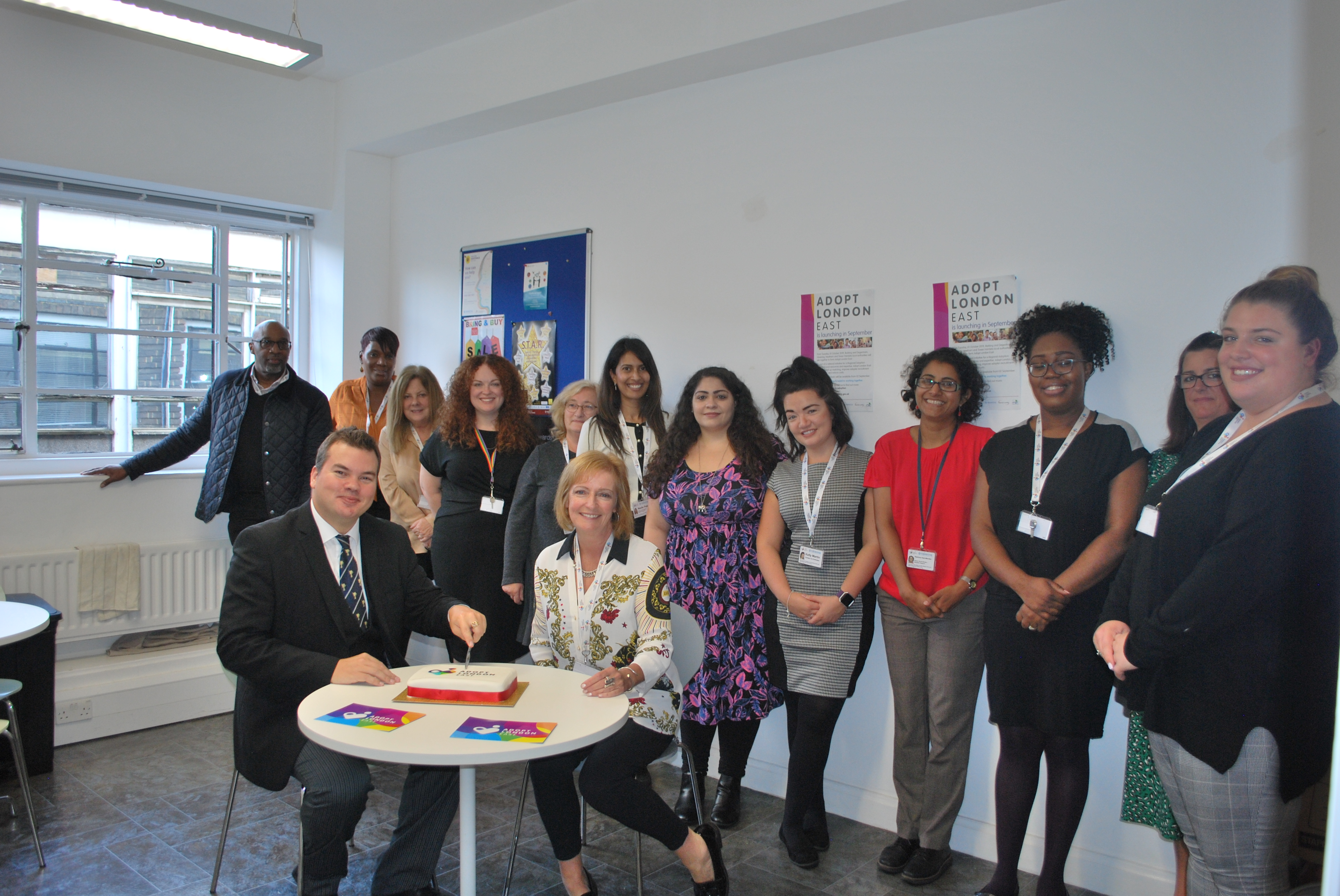 New adoption team arrives in Havering