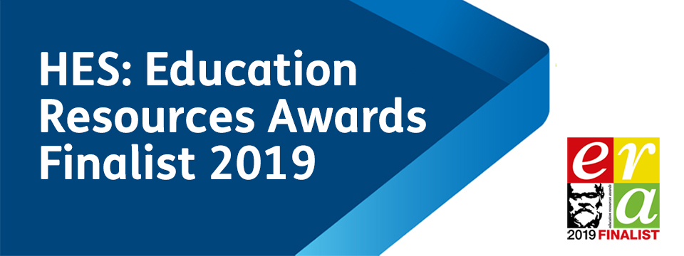 Havering Education Services (HES) has been shortlisted for a national award in two categories