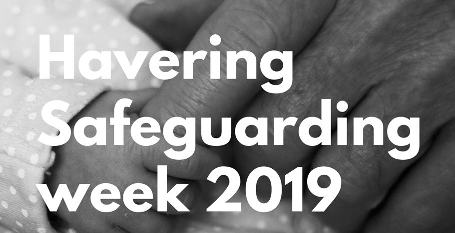 Havering safeguarding week 2019 image