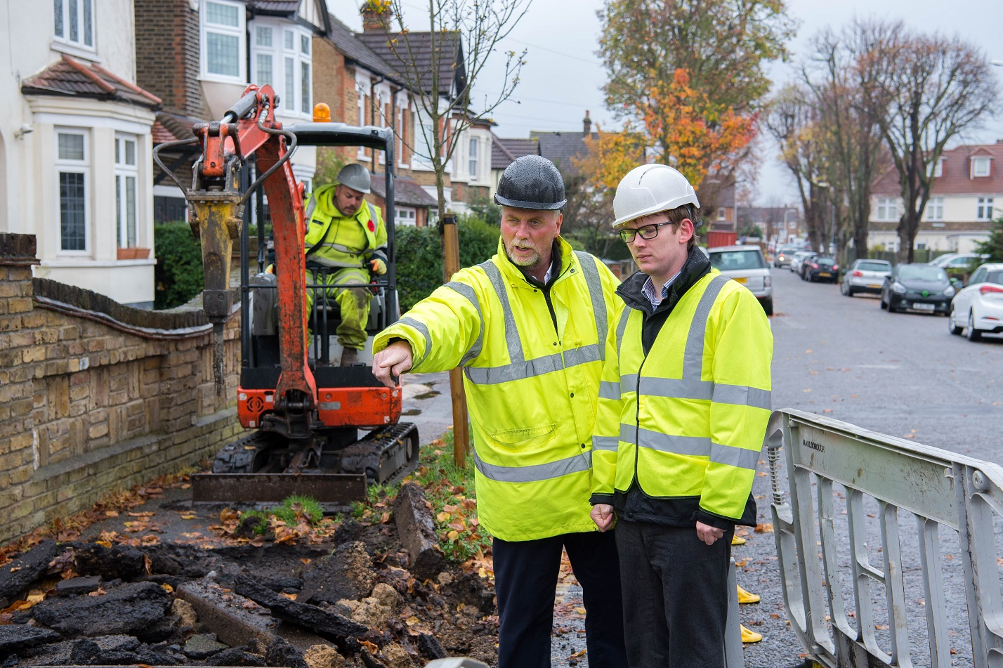 Cabinet agree investment programme for road, pavements and to protect parking