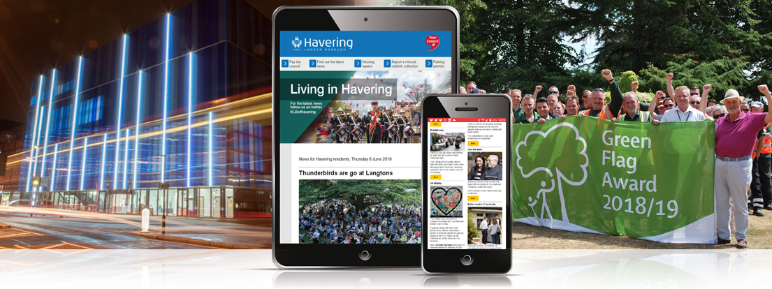 living in havering banner image
