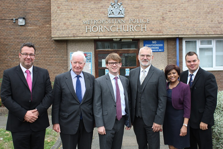 Havering Council successful in safeguarding Hornchurch Police Station