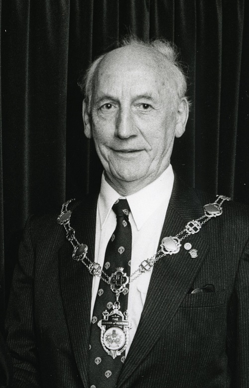 Ivor Cameron, former Havering Councillor and Mayor dies