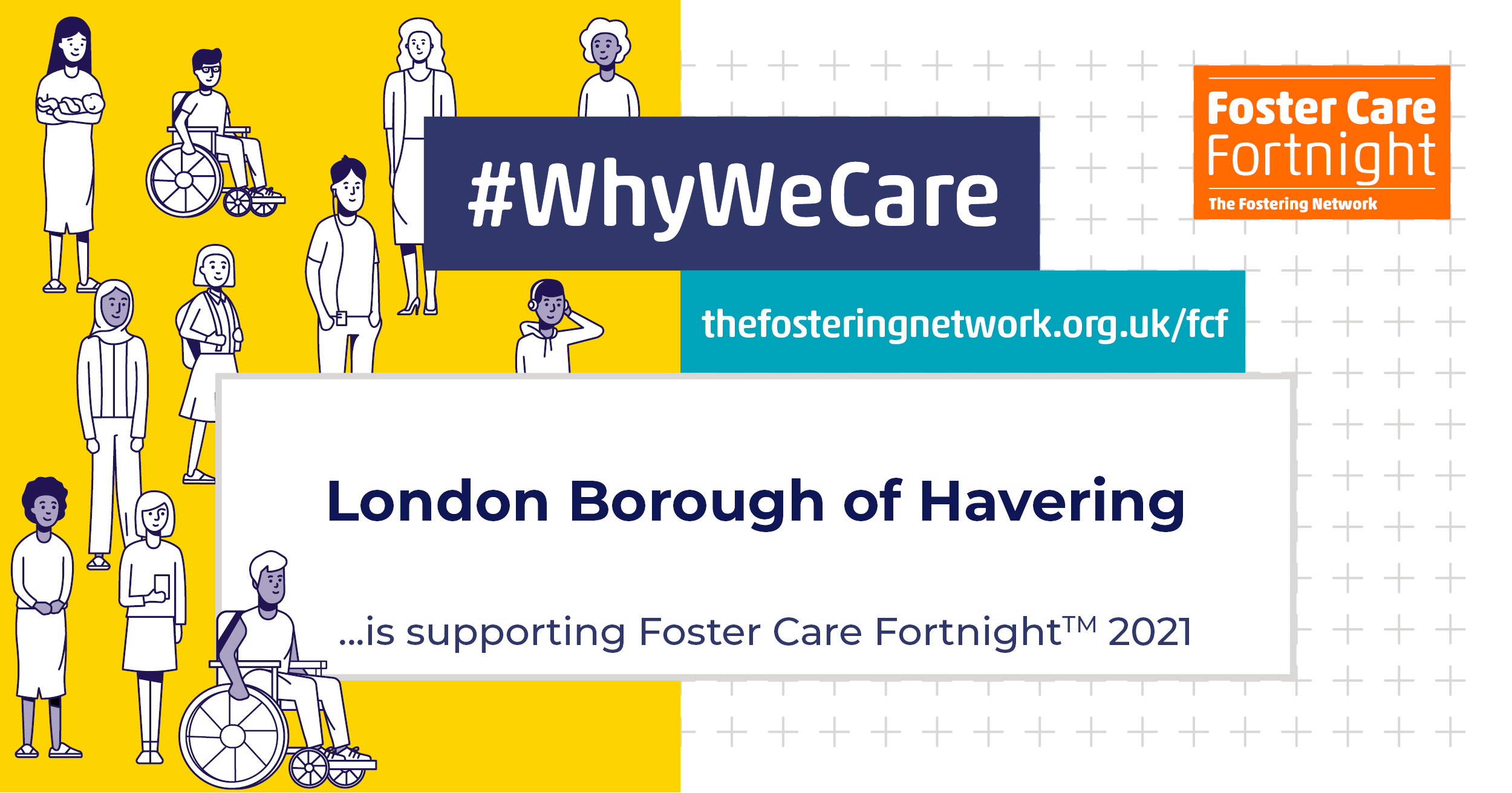 Havering marks Foster Care Fortnight 2021