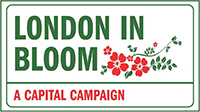 London in Bloom logo