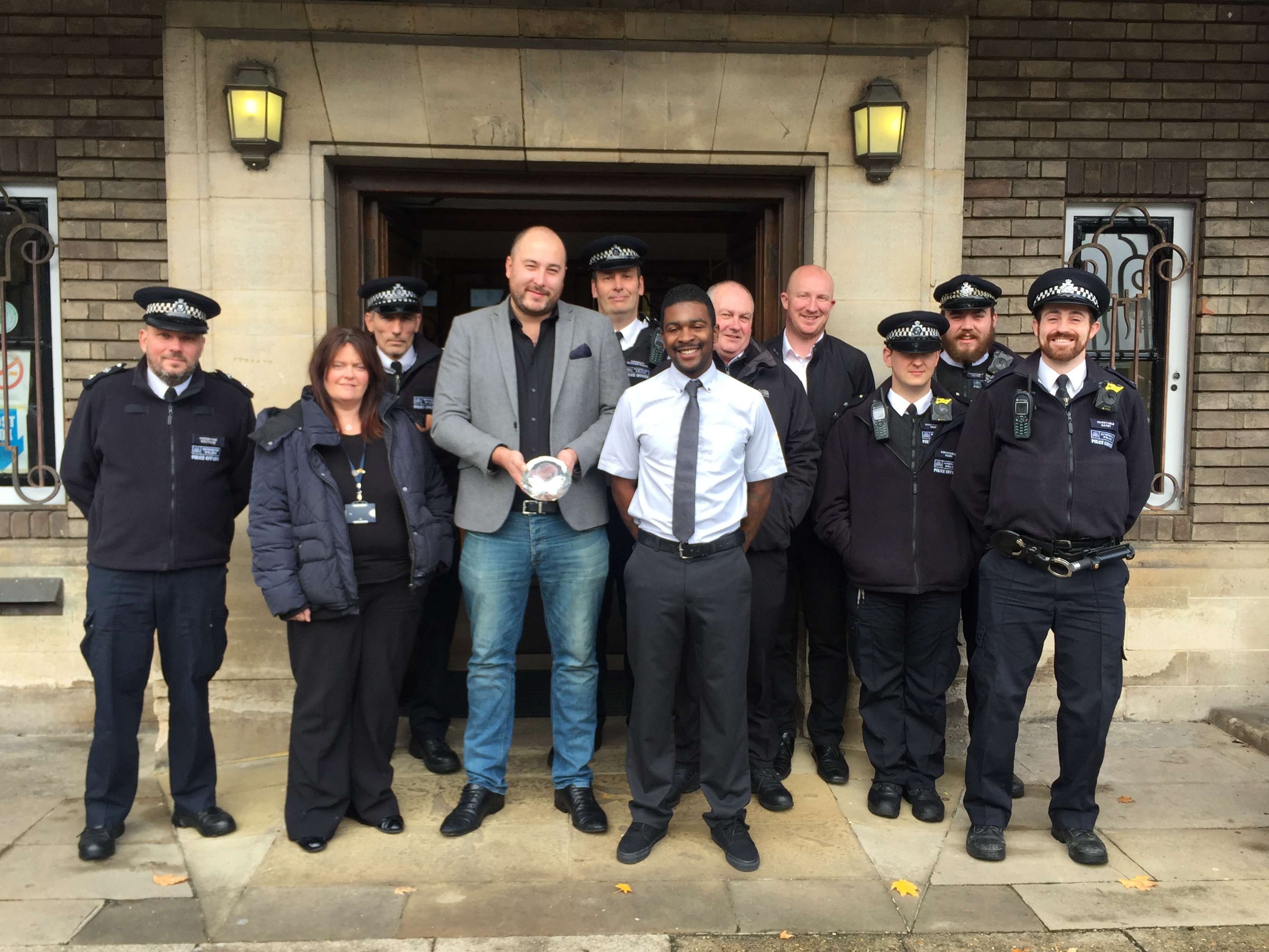 Romford town pubwatch partnership
