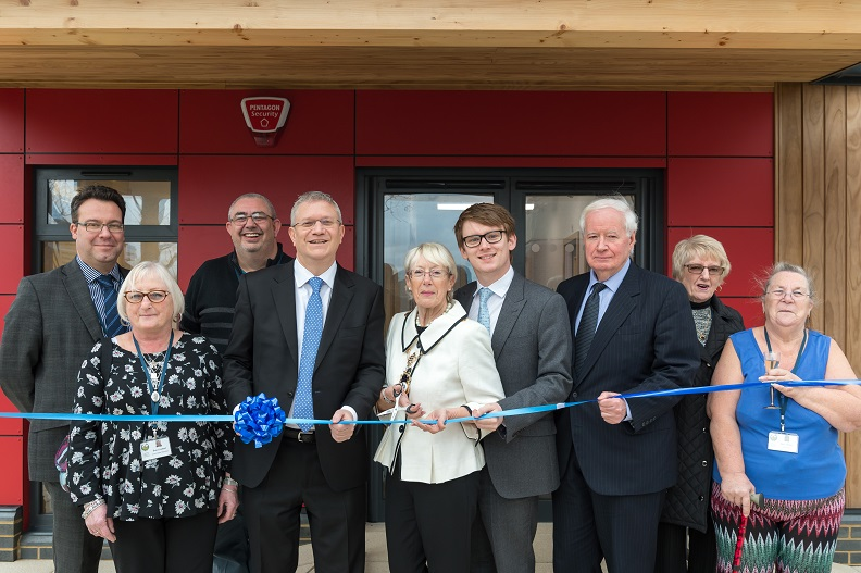 New community centre opens in \Collier Row