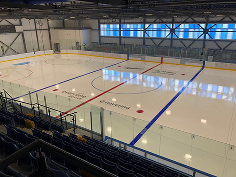 Sapphire ice and leisure ice rink