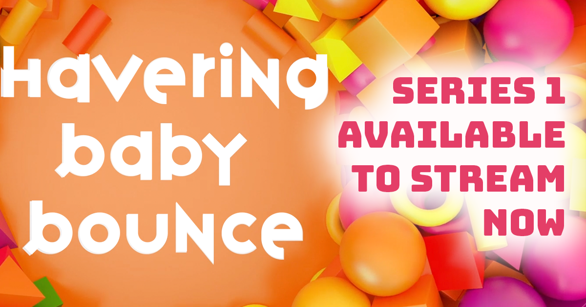 baby bounce banner
