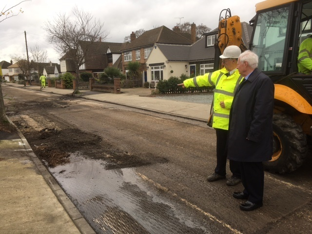 Central government funding gives boosts to Council improving borough's roads
