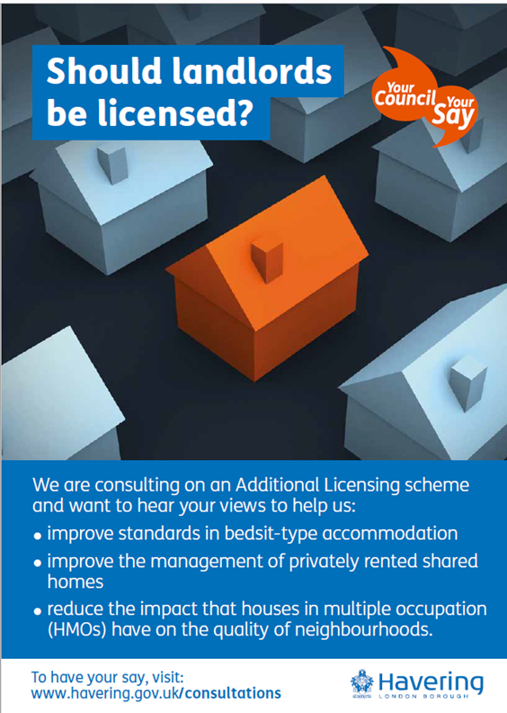 Additional Landlord Licensing scheme