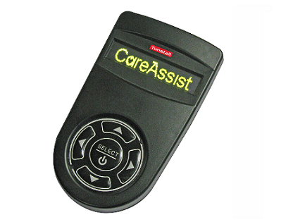 Pager telecare