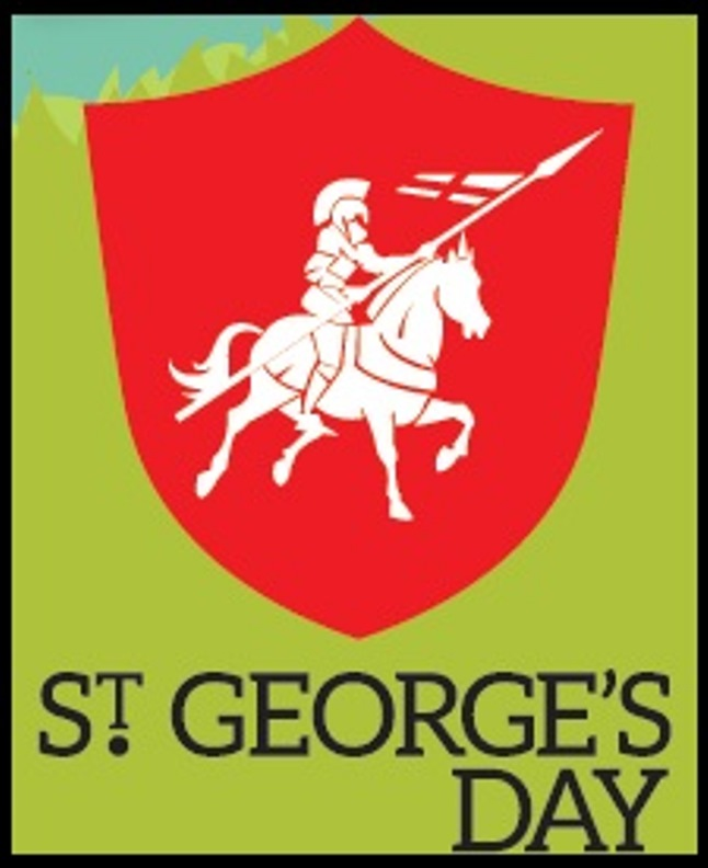 Romford marks St George's Day